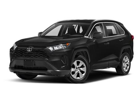 2021 Toyota RAV4 LE (Stk: N21320) in Goderich - Image 1 of 9