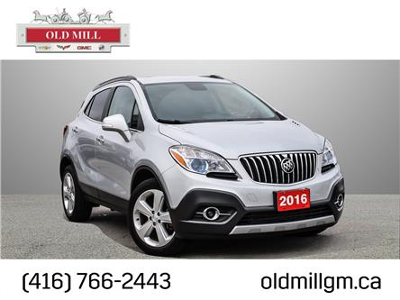2016 Buick Encore Leather (Stk: 742522U) in Toronto - Image 1 of 22