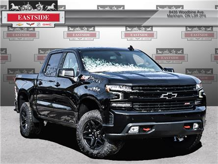 2021 Chevrolet Silverado 1500 LT Trail Boss (Stk: MZ124791) in Markham - Image 1 of 21