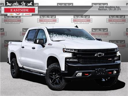 2021 Chevrolet Silverado 1500 LT Trail Boss (Stk: MZ122805) in Markham - Image 1 of 27