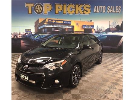 2014 Toyota Corolla S (Stk: 116840) in NORTH BAY - Image 1 of 25
