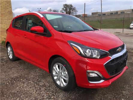 2021 Chevrolet Spark 1LT CVT (Stk: 211303) in Waterloo - Image 1 of 17