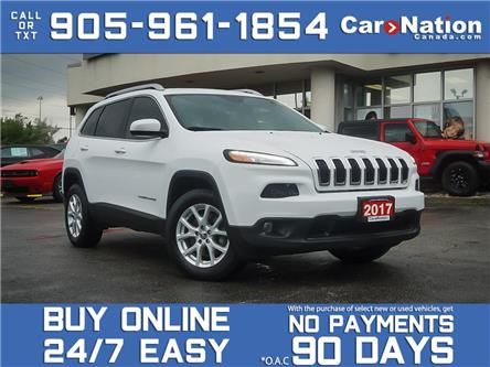 2017 Jeep Cherokee North| 4X4| NAVI| BACK UP CAMERA| (Stk: L693A) in Burlington - Image 1 of 32