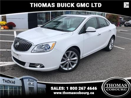 2017 Buick Verano Leather (Stk: UC18041) in Cobourg - Image 1 of 21