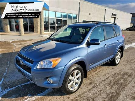 2010 Toyota RAV4 LIMITED 4A (Stk: M20020A) in Steinbach - Image 1 of 19