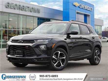 2021 Chevrolet TrailBlazer RS (Stk: 32642) in Georgetown - Image 1 of 28