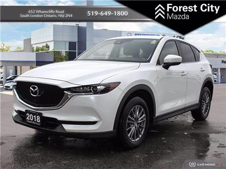 2018 Mazda CX-5 GS (Stk: ML0168) in London - Image 1 of 15