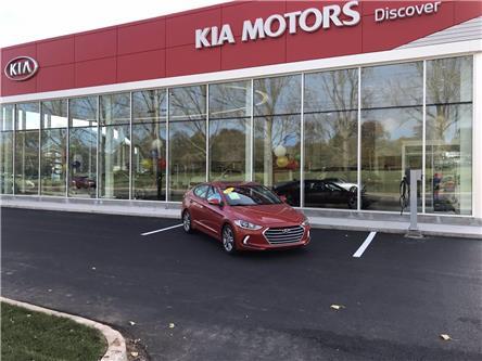2017 Hyundai Elantra GLS (Stk: X4976B) in Charlottetown - Image 1 of 29