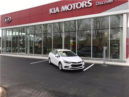 2016 Chevrolet Cruze LT Auto (Stk: X4999A) in Charlottetown - Image 1 of 27