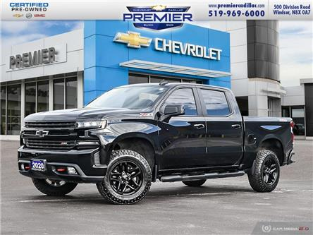 2020 Chevrolet Silverado 1500 LT Trail Boss (Stk: P19551) in Windsor - Image 1 of 27