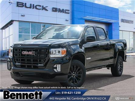 2021 GMC Canyon Elevation (Stk: 210097) in Cambridge - Image 1 of 22