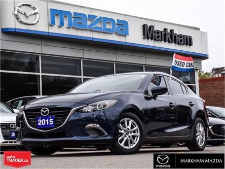 2015 Mazda Mazda3 GS (Stk: N210077A) in Markham - Image 1 of 25