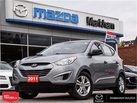2011 Hyundai Tucson GL (Stk: Z210020A) in Markham - Image 1 of 20