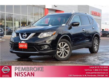 2015 Nissan Rogue S (Stk: P198) in Pembroke - Image 1 of 30
