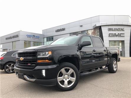 2018 Chevrolet Silverado 1500  (Stk: U482012) in Mississauga - Image 1 of 20