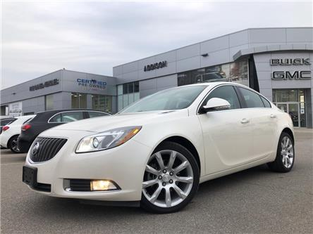 2012 Buick Regal Turbo (Stk: U194481) in Mississauga - Image 1 of 22