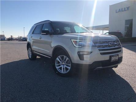 2018 Ford Explorer XLT (Stk: S10564A) in Leamington - Image 1 of 27