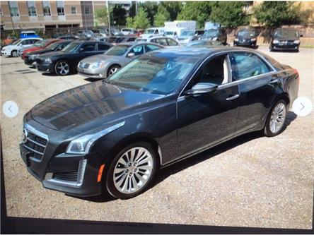 2014 Cadillac CTS 3.6L Luxury (Stk: A9329) in Sarnia - Image 1 of 5