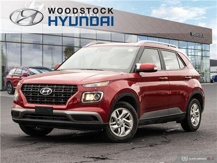 2020 Hyundai Venue Preferred (Stk: P1573) in Woodstock - Image 1 of 25
