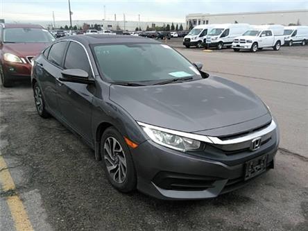 2016 Honda Civic EX (Stk: #028193) in Vaughan - Image 1 of 2