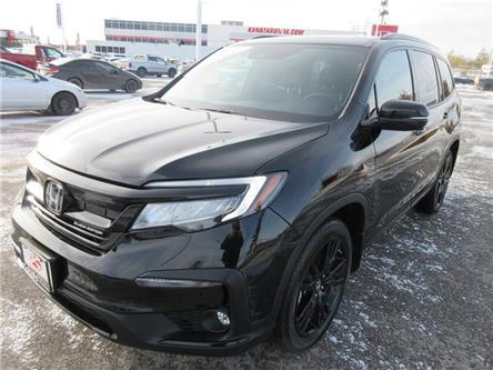 2019 Honda Pilot Black Edition (Stk: K16279A) in Ottawa - Image 1 of 20