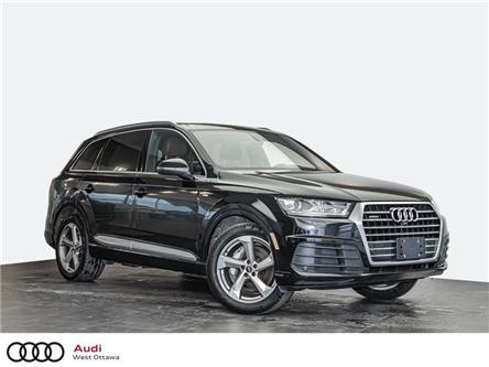 2018 Audi Q7 3.0T Progressiv (Stk: 93202A) in Nepean - Image 1 of 22