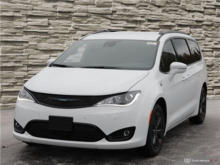 2020 Chrysler Pacifica Hybrid Limited (Stk: L8140) in Hamilton - Image 1 of 27