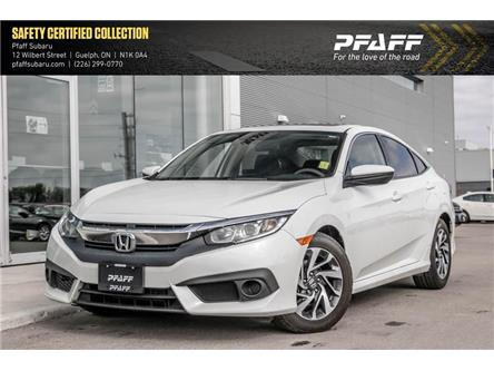 2016 Honda Civic EX (Stk: S00881A) in Guelph - Image 1 of 19