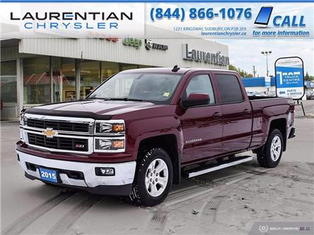 2015 Chevrolet Silverado 1500  (Stk: 20520A) in Sudbury - Image 1 of 26