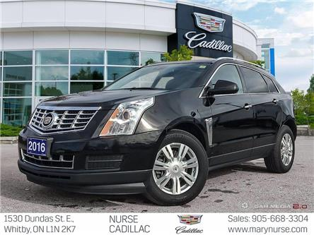 2016 Cadillac SRX Luxury Collection (Stk: 21K004A) in Whitby - Image 1 of 26