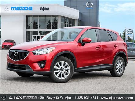 2015 Mazda CX-5 GS (Stk: 21-0076A) in Ajax - Image 1 of 29