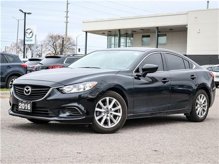 2016 Mazda MAZDA6 GS (Stk: P5619) in Ajax - Image 1 of 7