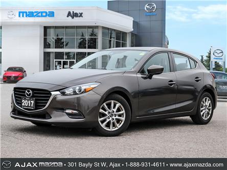2017 Mazda Mazda3 Sport GS (Stk: P5620) in Ajax - Image 1 of 27
