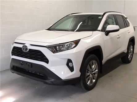2021 Toyota RAV4 XLE (Stk: TX038) in Cobourg - Image 1 of 10