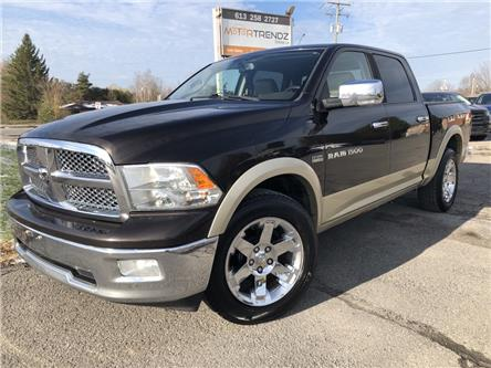 2011 Dodge Ram 1500 Laramie (Stk: -) in Kemptville - Image 1 of 26