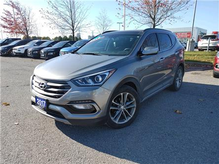 2017 Hyundai Santa Fe Sport 2.0T Limited (Stk: U1121) in Clarington - Image 1 of 9