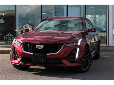 2021 Cadillac CT5 Sport (Stk: 15118) in Sarnia - Image 1 of 30