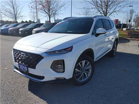 2019 Hyundai Santa Fe Luxury (Stk: U1124) in Clarington - Image 1 of 9