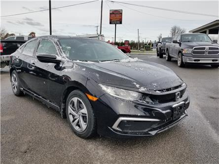 2019 Honda Civic LX (Stk: ) in Kemptville - Image 1 of 16