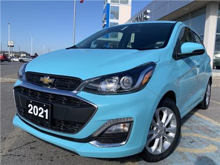 2021 Chevrolet Spark 1LT CVT (Stk: 17057) in Carleton Place - Image 1 of 21