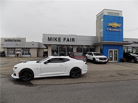2021 Chevrolet Camaro 2SS (Stk: 21029) in Smiths Falls - Image 1 of 14