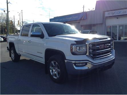 2017 GMC Sierra 1500 SLT (Stk: 201138) in Kingston - Image 1 of 24