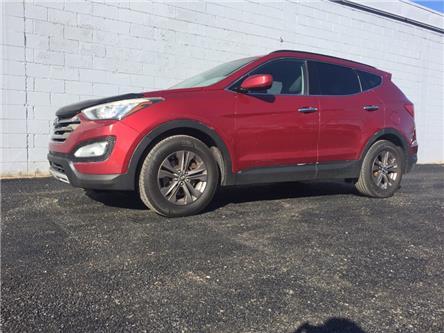 2013 Hyundai Santa Fe Sport  (Stk: 2895) in Belleville - Image 1 of 12