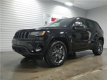 2021 Jeep Grand Cherokee Limited (Stk: 1023) in Belleville - Image 1 of 11