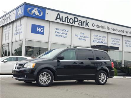 2019 Dodge Grand Caravan CVP/SXT (Stk: 19-75784) in Brampton - Image 1 of 20
