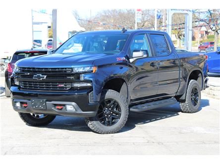 2021 Chevrolet Silverado 1500 LT Trail Boss (Stk: 3125544) in Toronto - Image 1 of 39