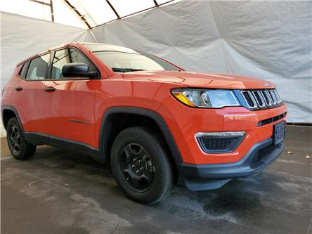 2019 Jeep Compass Sport (Stk: IU2105) in Thunder Bay - Image 1 of 14