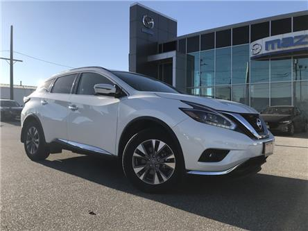 2018 Nissan Murano SV (Stk: UM2488) in Chatham - Image 1 of 23