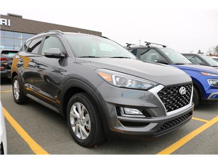 2021 Hyundai Tucson Preferred w/Sun & Leather Package (Stk: 17098) in Saint John - Image 1 of 4