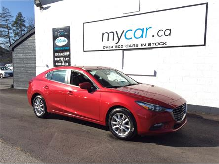 2017 Mazda Mazda3 SE (Stk: 201136) in North Bay - Image 1 of 21